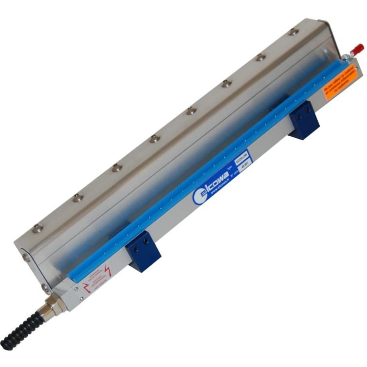 Barra ionizzante antistatica con lama d'aria ECOFLOW