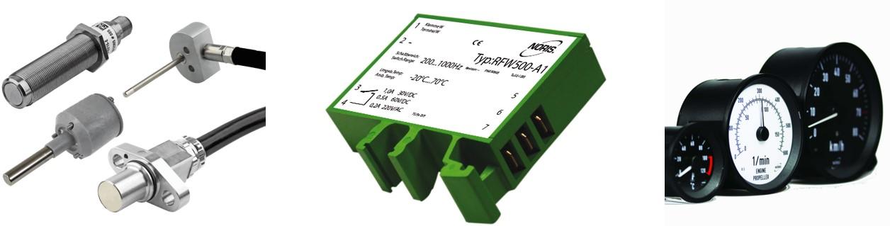 Noris sensors and transducers